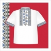 Схемы сорочек-вышиванок для мальчиков