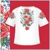 Схемы сорочек-вышиванок для девочек