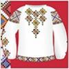 Схемы женских сорочек-вышиванок