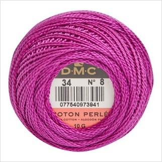 Нитки DMC Cotton Pearl Balls для хардангера
