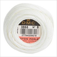 Нитки DMC Cotton Pearl Balls для хардангера