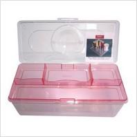 Коробка-органайзер з органайзером для котушок