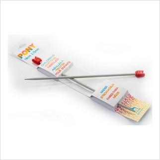 Спицы прямые детские 18 см-3.75 мм