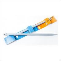 Спицы прямые 40 см-15 мм
