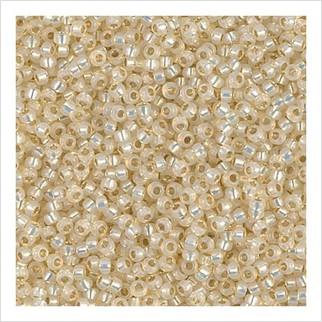 Бисер Round Rocaille 11/0 № 577 (внутреннее золото)