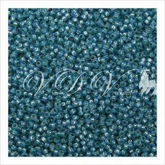 Бисер Round Rocaille 11/0 № 648 (внутреннее золото)