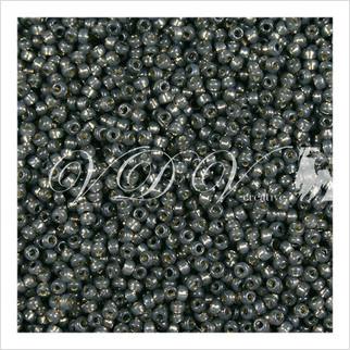 Бисер Round Rocaille 11/0 № 650 (внутреннее золото)