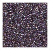 Бісер Деліка 11/0 DB-1244 (внутрішнє сріблення)