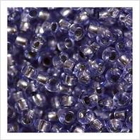 Бисер Round Rocaille 11/0 № 1347 (внутреннее серебрение)
