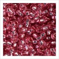Бисер Round Rocaille 11/0 № 1433 (внутреннее серебрение)
