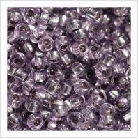 Бисер Round Rocaille 11/0 № 24 (внутреннее серебрение)
