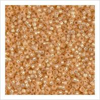 Бисер Round Rocaille 11/0 № 552 (внутреннее золото)