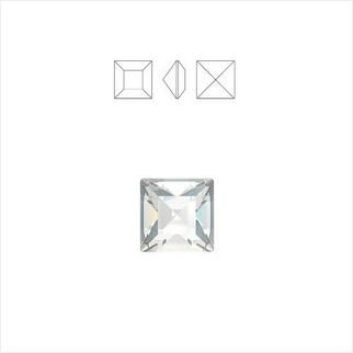 Ювелирные кристаллы Square 8x8 мм AB