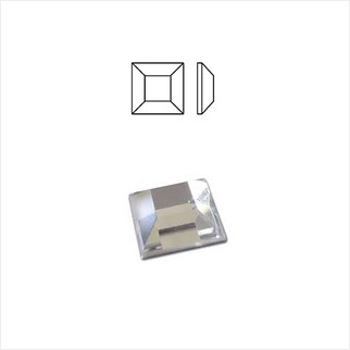 Клеевые стразы Square 6х6 мм