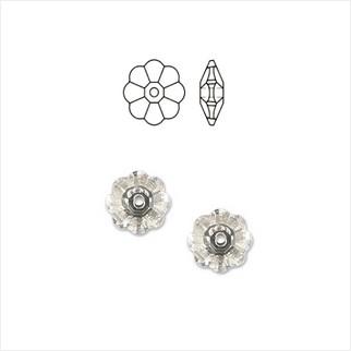 Пришивные камни Flower Ø 14 мм