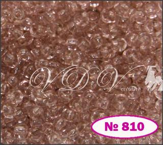 Бисер 10/0 № 810 / 01294 (кристаллический)