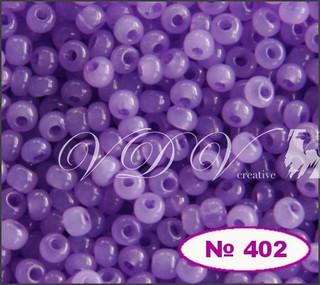 Бисер 10/0 № 402 / 02123 (алебастровый)