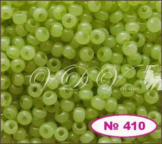 Бисер 10/0 № 410 / 02153 (алебастровый)