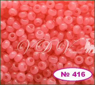 Бисер 11/0 № 416 / 02191 (алебастровый)