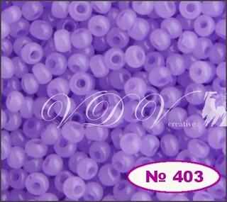 Бісер 10/0 403/02223 (алебастровий)