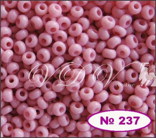 Бисер 10/0 № 237 / 03193 (натуральный)