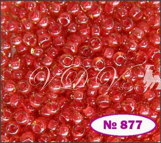 Бисер 10/0 № 877 / 11398 (хамелеон)