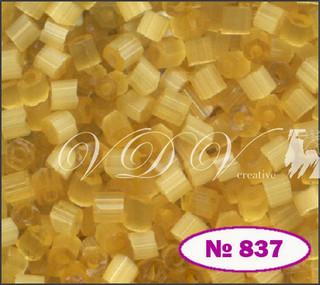 Бисер 10/0 № 837 / 15041 (сатин)