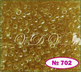 Бисер 10/0 № 702 / 16020 (глазурированный)