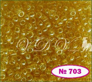 Бісер 10/0 703/16050 (глазурований)