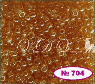 Бисер 10/0 № 704 / 16090 (глазурированный)