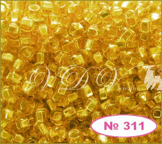Бисер 12/0 № 311 / 17050 (блестящий)