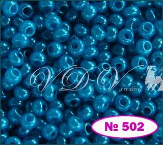 Бисер 10/0 № 502 / 17136 (перламутровый)