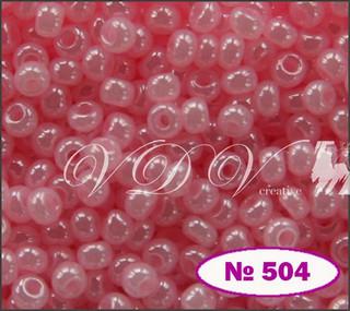 Бисер 10/0 № 504 / 17173 (перламутровый)