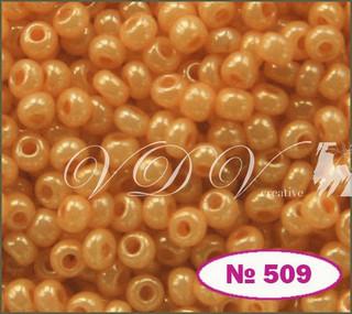 Бісер 10/0 509/17389 (перламутровий)