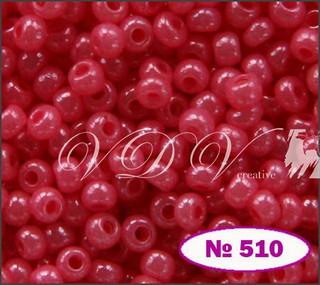 Бисер 10/0 № 510 / 17398 (перламутровый)