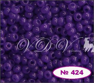 Бисер 10/0 № 424 / 17828 (алебастровый)