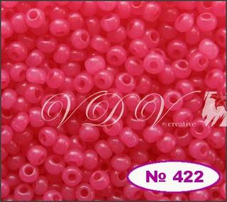 Бисер 10/0 № 422 / 17897 (алебастровый)