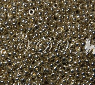 Бисер 10/0 № 571 / 18503 (металлизированный)