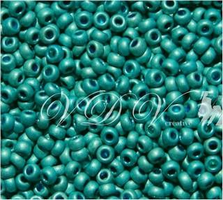 Бисер 10/0 № 640 / 18536 (металлизированный матовый)
