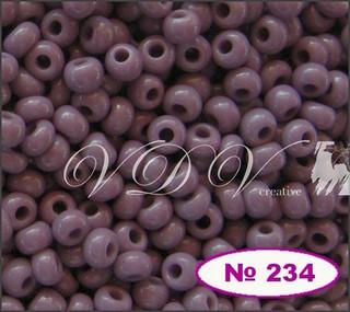 Бисер 10/0 № 234 / 23020 (натуральный)