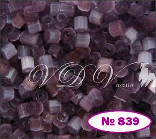 Бисер 10/0 № 839 / 25041 (сатин)