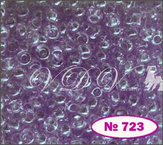 Бисер 10/0 № 723 / 26010 (глазурированный)