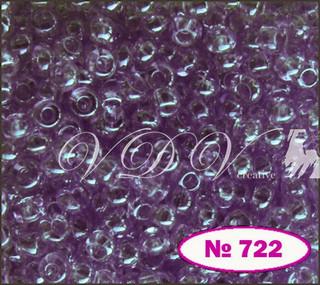 Бисер 10/0 № 722 / 26060 (глазурированный)