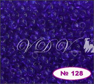 Бисер 10/0 № 128 / 30080 (прозрачный)