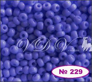Бисер 10/0 № 229 / 33020 (натуральный)