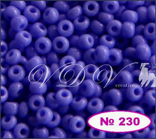 Бісер 10/0 230/33040 (натуральний)