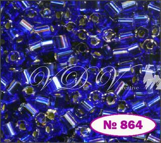 Бисер 10/0 № 864 / 37050 (рубка)