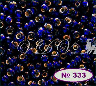Бисер 10/0 № 475 / 37110 (блестящий с квадратной серединкой)