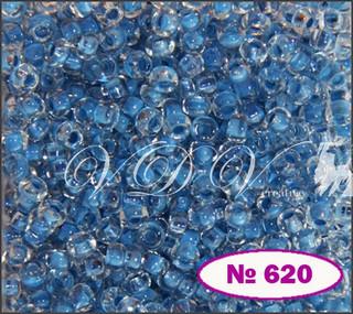 Бисер 10/0 № 620 / 38338 (прокрашенный)