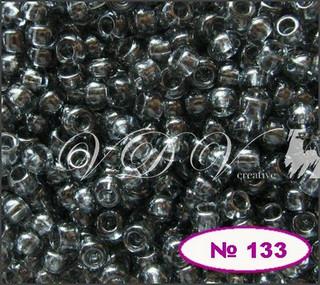 Бисер 10/0 № 133 / 40010 (прозрачный)